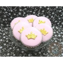 """Имбирные печенья """"Корона"""" 04IP"""