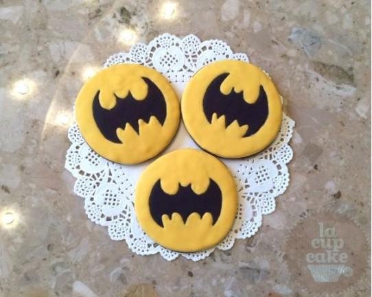 """Имбирные печенья """"Batman"""" 16IP"""