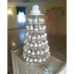 Свадебный торт Нежность 02WC