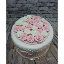 Свадебный торт Букет 06WC