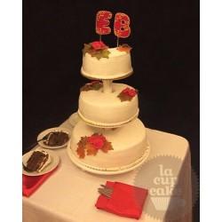 Свадебный торт Осень 05WC