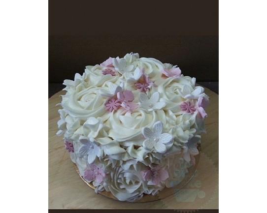 Свадебный торт Свадебный букет 08WC