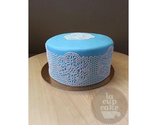 Свадебный торт Ажурный 09WC