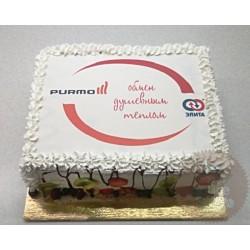 Корпоративный торт Purmo 08CC