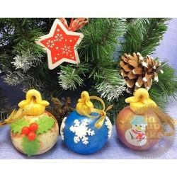 """Новогодние наборы """"Снежное Царство"""" NN03"""