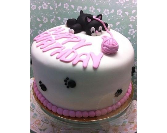 "Торт детский  ""Котёнок"" 04KC"