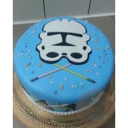 """Торт детский """"Звездные Войны"""" 14KC"""