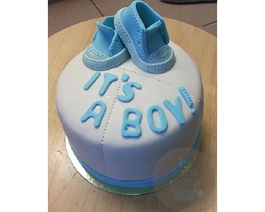 """Торт детский """"Boy!""""  28KC"""