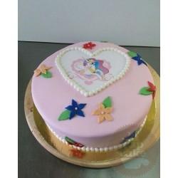 """Торт детский """"Пони"""" 32KC"""