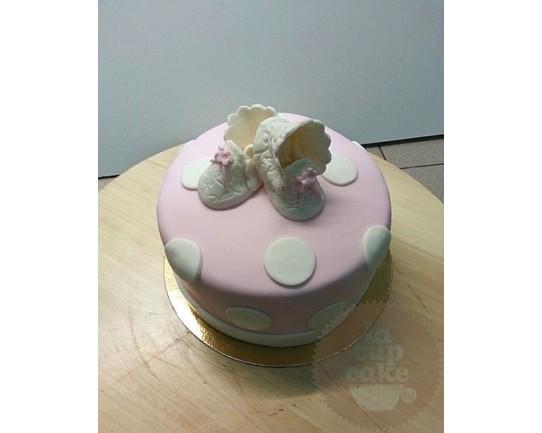 """Торт детский """"Пинетки"""" 33KC"""