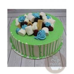 """Торт детский """"Праздничный"""" 39KC"""