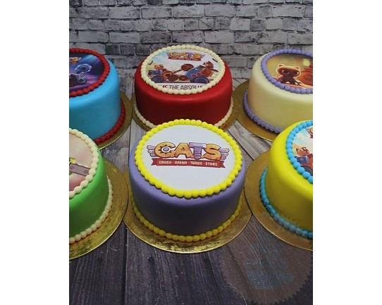 """Торт детский """"С Печатью"""" 40KC"""