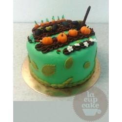 """Торт На Праздник """"Хеллоуин"""" 13NP"""