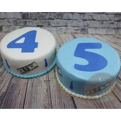 """Торт На Праздник """"Поздравляем!"""" 07NP"""