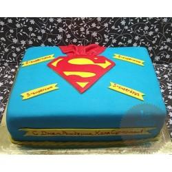 """Торт На Праздник """"Супермен"""" 06NP"""